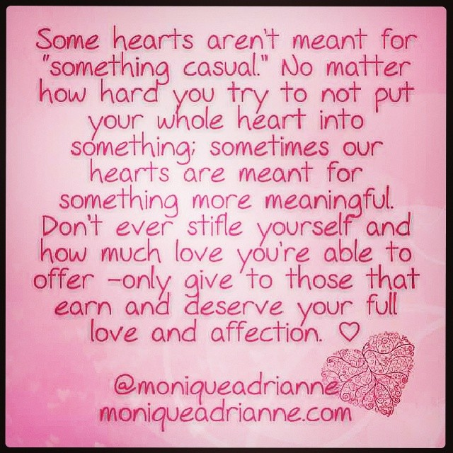 Some Hearts Are Meant For More
