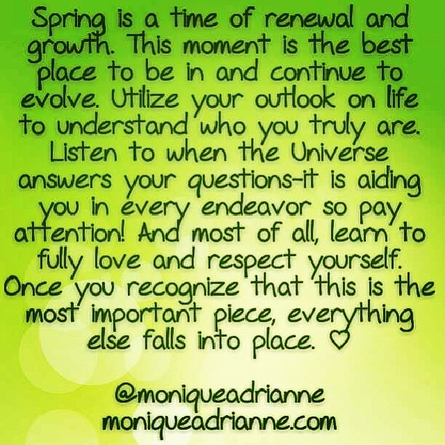 Spring Ahead and Grow!